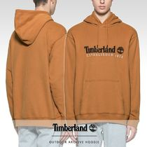 Timberland/Outdoor Archiveロゴパーカー