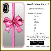 Casetify iphone Gripケース♪SAY IT WITH A GIFT♪