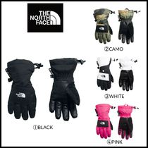 NEW!! ☆THE NORTH FACE☆ YOUTH MONTANA ETIP GORE-TEX GLOVES