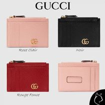 GUCCI GG Marmont カード/コインケース #3色