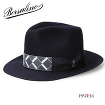 【Borsalino】ボガードを決める The Bogart by Borsalino Cut 3