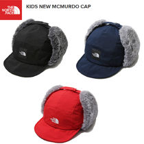 [THE NORTH FACE] KIDS NEW MCMURDO CAP 3色