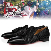 19W 新作 christian louboutin Officialito P ローファー