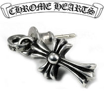 Chrome Hearts クロムハーツ CH Cross Baby Fat Piercing ピアス