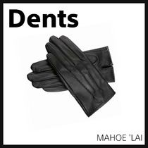 DENTS  LEATHER PALM VENT MENS メンズレザー手袋