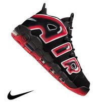 【セール/国内発送】Air More Uptempo 96 'Laser Crimson'
