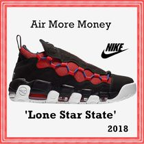 Nike Air More Money 'Lone Star State' AW FW 18 2018