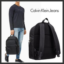 海外別注★Calvin Klein★Industrial nylon backpack★安全発送