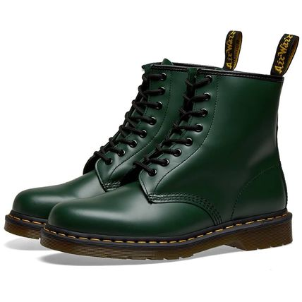 Dr. Martens★1460 8-Eye Smooth Leather Boot【関税送料込】