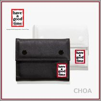 【have a good time】Frame Faux Leather Wallet 財布