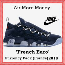Nike Air More Money Currency Pack France French Euro 2018
