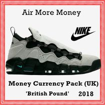 Nike Air More Money Currency Pack (UK) 'British Pound' 2018