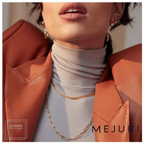 【MEJURI】19AW新作〇Bold Link Chain Necklace〇ヴェルメイユ