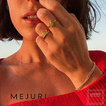 【MEJURI】19AW新作〇Double Curb Chain Bracelet〇ヴェルメイユ