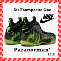 US 7 Nike Air Foamposite One ParaNorman 2012 aw fw 12