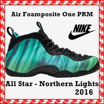 Nike Air Foamposite One PRM 'All Star Northern Lights' 2016