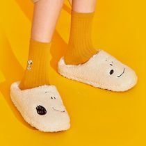 【SHOOPEN】 Snoopy DOG room shoes AFDR19T10