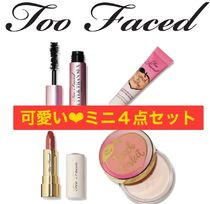SALE&即発【Too Faced】数量限定★可愛いミニサイズ4点セット★