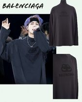 BALENCIAGA long-sleeved shirt