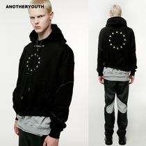 ANOTHERYOUTH正規品★19AW★レイヤードパーカー★UNISEX