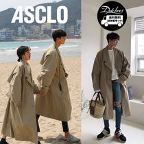 ASCLO Aecoat Trench Coat  MH832 追跡付