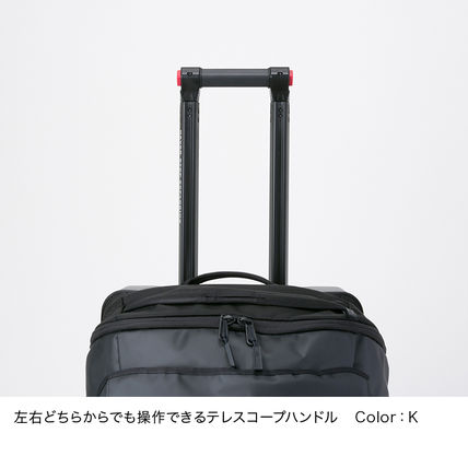 THE NORTH FACE スーツケース 国内発【THE NORTH FACE】ローリングサンダー スーツケース 黒(3)