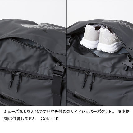 THE NORTH FACE スーツケース 国内発【THE NORTH FACE】ローリングサンダー スーツケース 黒(8)