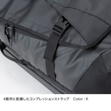 THE NORTH FACE スーツケース 国内発【THE NORTH FACE】ローリングサンダー スーツケース 黒(9)