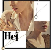 ★送料・関税込★Winner着用★Hei★simple coin necklace 2色