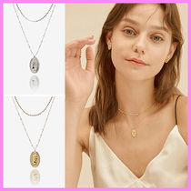 【Hei】elizabeth pendant layered necklace〜ネックレス