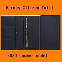HERMES 長財布 ★Citizen Twill long combine 2019 winter★