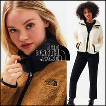 【THE NORTH FACE】 WOMEN'S DUNRAVEN SHERPA CROP JACKET