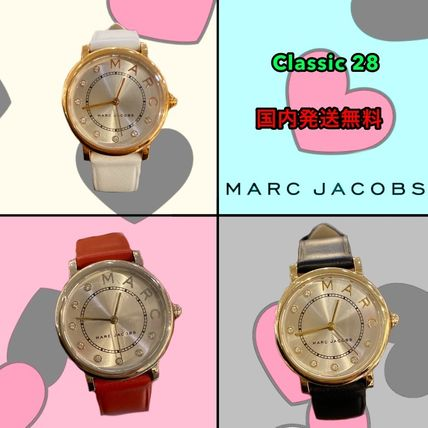 MARC JACOBS 腕時計その他 【国内発送】安心買い付け♡クラシック腕時計 Classic 28