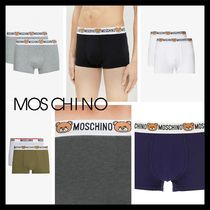 【MOSCHINO】SET OF 2 BOXERS WITH MOSCHINO TEDDY BEAR 6色