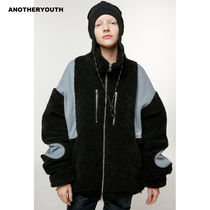 ANOTHERYOUTH(アナザーユース) アウターその他 ANOTHERYOUTH正規品★19AW★ワイヤフリースジャケット