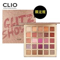[CLIO] 限定版!! PRO DAZZLING EYE PALETTE Glitz Shower