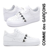 入手困難!Air Force 1 Low Comme Des Garcons Emoji White