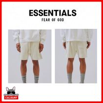 【最新作】FOG  Essentials Polar Fleece Sweat Shorts/BONE