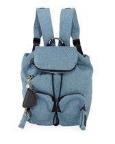【関税・送料無料】Joy Rider Denim Backpack