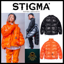 [STIGMA] FLIGHT SHORT PADDING JACKET ★日本未入荷★