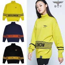 ★BOY LONDON★PREMIUM STRIPE BOYLONDON SWEATER - B94KT2004U