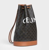 CELINE	MEDIUM SAILOR BAG TRIOMPHE	19153	2BZK	04LU	TAN LOGO