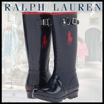 【Polo Ralph Lauren】 Kids Ralph Rainboot 幼児