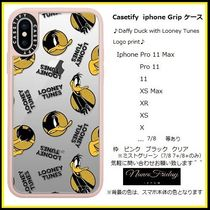Casetify iphone Gripケース♪Daffy Duck with Looney Tunes..♪