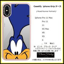 Casetify iphone Gripケース♪Road Runner Portrait♪