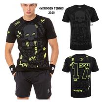 Hydrogen TENNIS  GRAFFITI T-SHIRT 2020