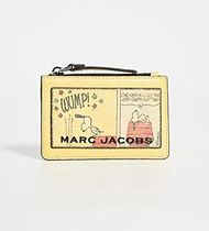 国内発!The Marc Jacobs Top Zip Multi Wallet