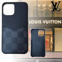 【Louis Vuitton】IPHONE・バンパー 11 PRO ダミエ・グラフィット