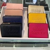 SALE! Marc Jacobs ロゴ ミニ 財布★L字ファスナー小銭入れ付♪