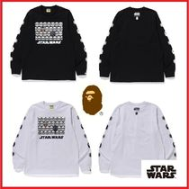BAPE x STAR WARSコラボ★BAPE FIRST ORDER 長袖Tシャツ1